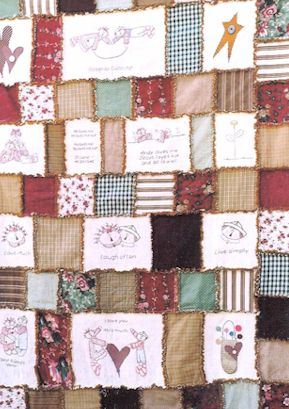 Try One of My Easy Rag Quilt Patterns - About